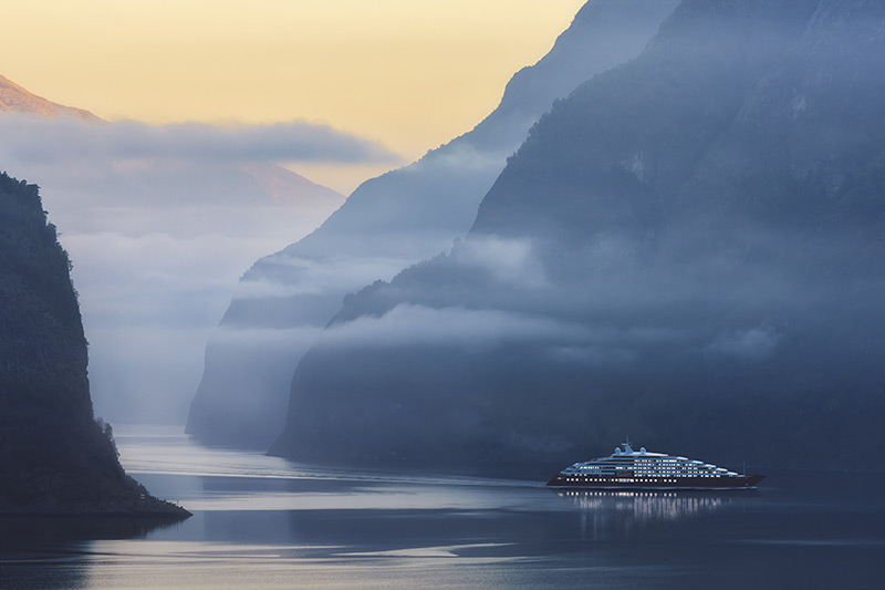 Eclipse-Norwegian-Fjords-Dusk