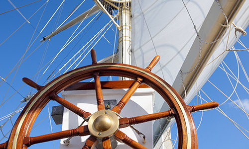 Star Clippers on Deck