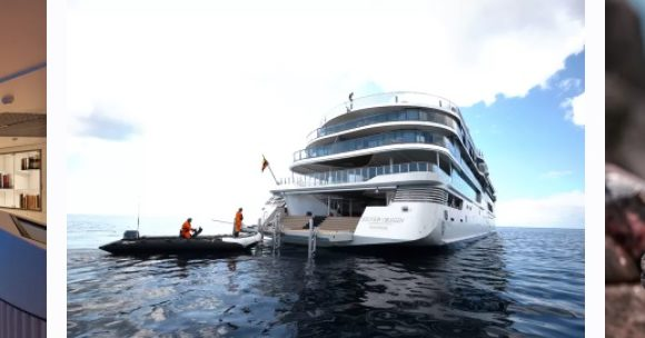 Silversea announces its return to service in the Galapagos