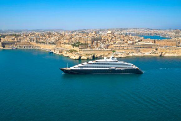 Scenic Unveils 2022/2023 Scenic Eclipse European and Mediterranean Collection
