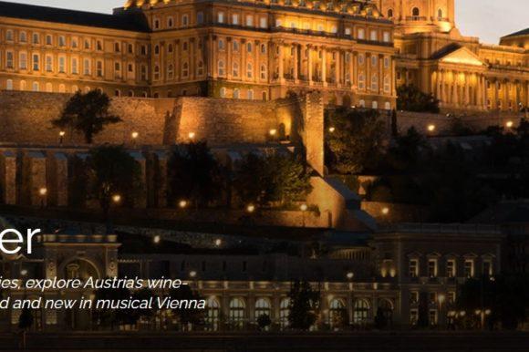 Danube Explorer – €800 savings & more- Emerald Cruises