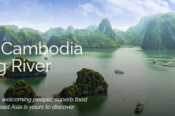 Wonders of Vietnam, Cambodia & the Mekong – Emerald