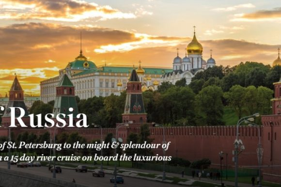 Jewels of Russia – €2000 savings + more – Scenic Cruises