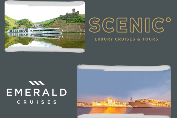 """SCENIC & EMERALD CROWNED TTG """"RIVER CRUISE LINE OF THE YEAR"""""""